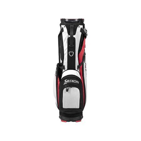 GolfBag Z Stand Bag - White/Red/Black Srixon Golf Picture