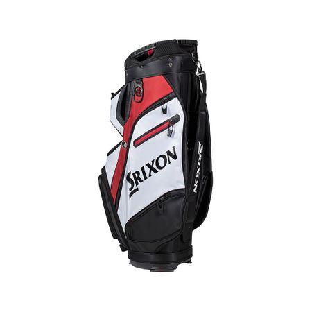 GolfBag Z Cart Bag - Red/Black/White Srixon Golf Picture