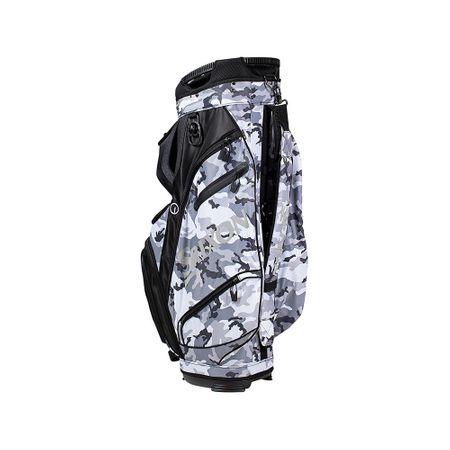 GolfBag Z Cart Bag - White/Camo Srixon Golf Picture