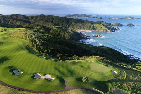 Kauri Cliffs: New Zealand's Paradise for Golfers Cover Picture