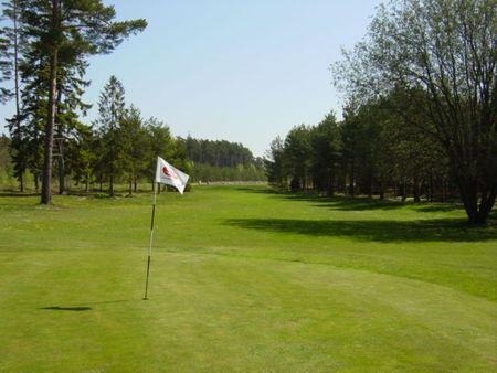 Ljugarns Golfklubb Cover Picture