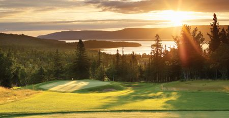 Humber Valley Golf Club Cover