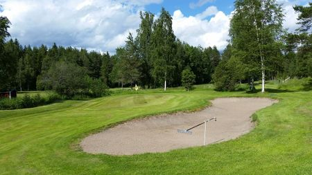 Almunge Golfklubb Cover Picture