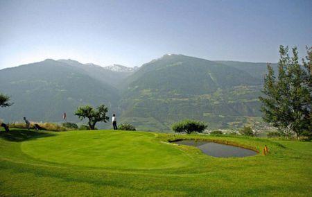 Golf de Noas - Chermignon Cover Picture