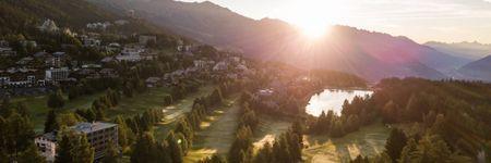 Golf Club Crans-sur-Sierre - Jack Nicklaus Course Cover Picture