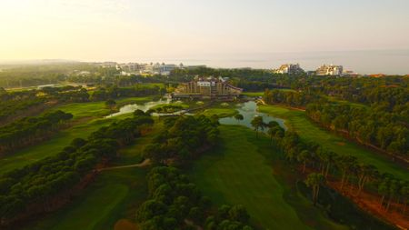 Sueno Golf Club - Pines Course Cover Picture