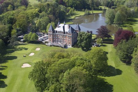 Golf and Country Club Oudenaarde - Anker Course Cover