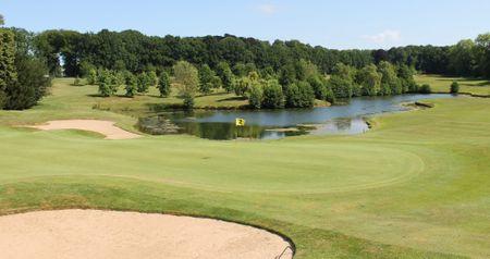 Golf Club Enghien - Arenberg Course Cover