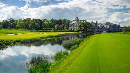 Adare Manor Hotel and Golf Resort Cover
