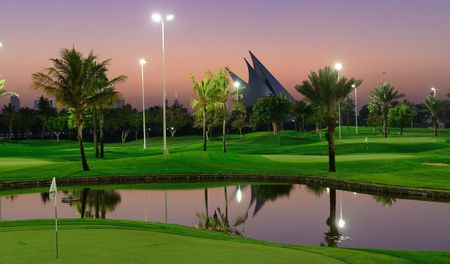 Par 3 Course at Dubai Creek Golf Academy Cover Picture