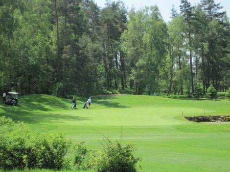 Golf Resort Franzensbad Cover Picture
