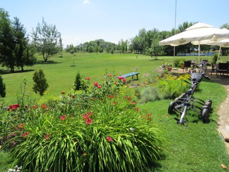 Golf Club Centar Cover Picture