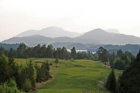 Alesund Golfklubb Cover Picture