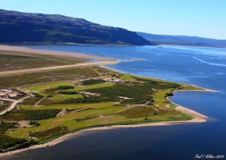 North Cape Golf Club (Banak Golf Links) Cover Picture
