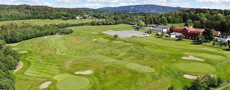 Nordhaug Golfklubb Cover Picture