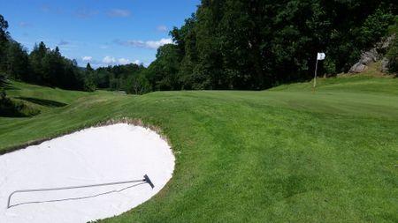 Bergen Golfklubb Cover Picture