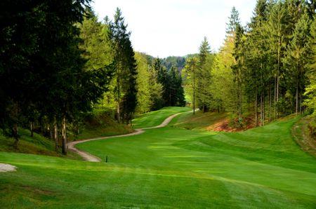 Arboretum Golf Course Ljubljana Cover Picture