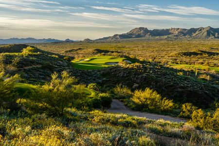 Scottsdale National Golf Club - The Mine Shaft Course Cover Picture