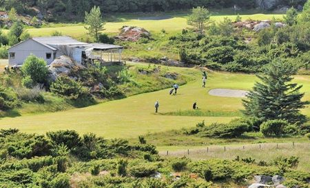 Karmoy Golfklubb Cover Picture