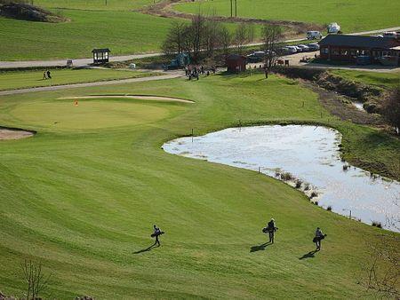 Huseby Og Hanko Golfklubb Cover Picture