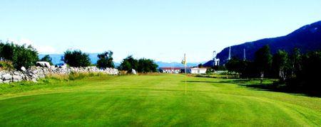 Kvinnherad Golfklubb Cover Picture