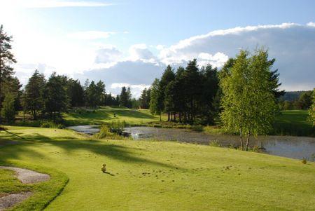 Kjekstad Golfklubb Cover Picture