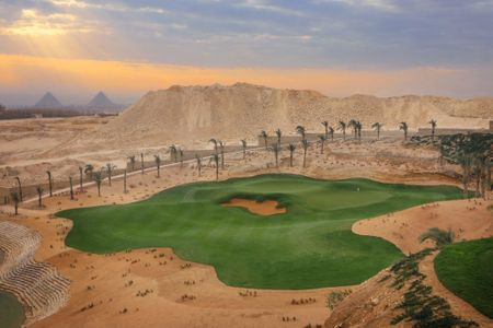 Your Golf Trip to Cairo, Egypt Cover Picture