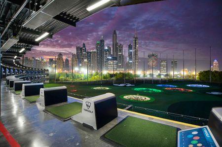 Golf Entertainment in Dubai Cover Picture