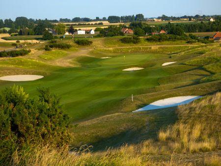 Merignies Golf Cover