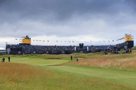 Open Championship Golf Courses Cover Picture
