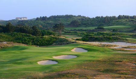 Golf Du Touquet - La Mer Cover