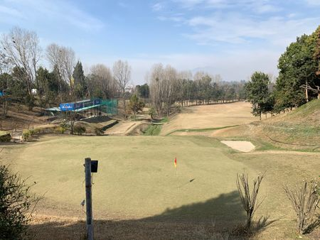 Royal Nepal Golf Club Cover Picture
