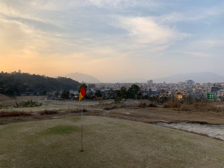 Tribhuvan Army Officer's Golf Club Cover Picture