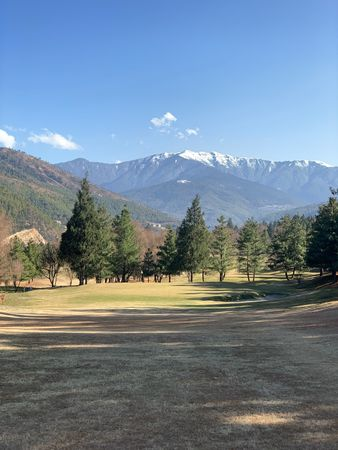 Royal Thimphu Golf Club Cover Picture