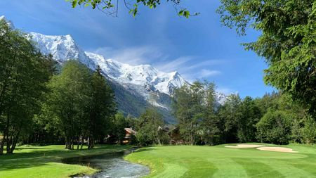 Golf Club de Chamonix Cover Picture