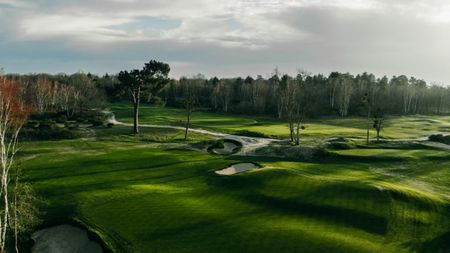 Les Bordes Golf Club - New Course Cover