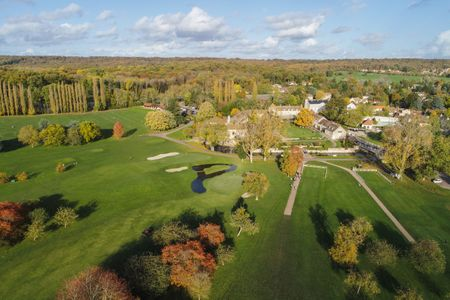 Saint Nom La Breteche Golf Club - Parcours Rouge Cover Picture