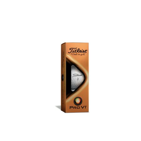 Ball Pro V1 (2021) Titleist Picture