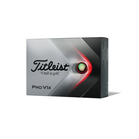 Ball Pro V1x (2021) Titleist Picture
