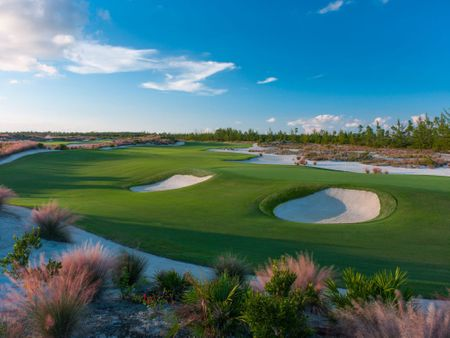 Albany Golf Club Cover Picture