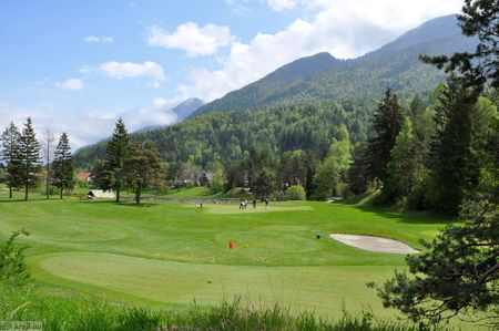 Golf Club Kranjska Gora Cover