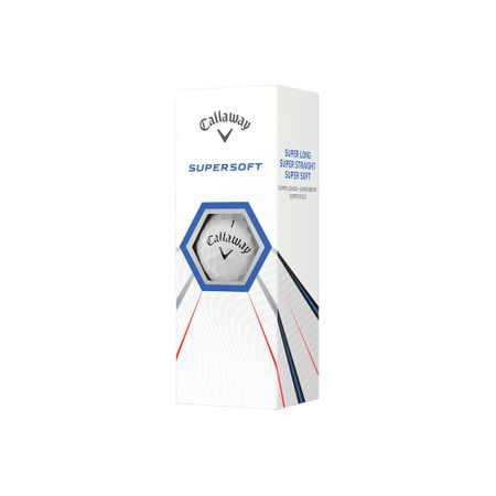 Ball Supersoft (2021) Callaway Golf Picture