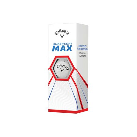 Ball Supersoft Max Callaway Golf Picture