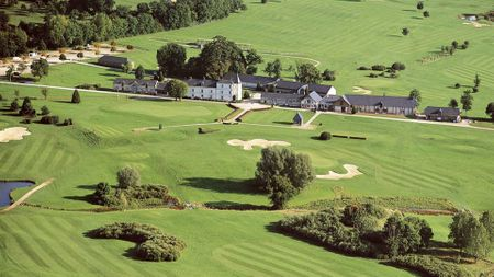 Barriere de Saint-Julien Golf Club Cover Picture