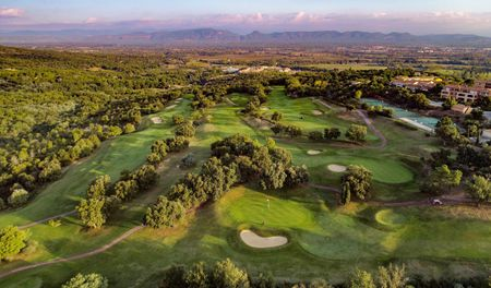Golf de Roquebrune Resort Cover Picture