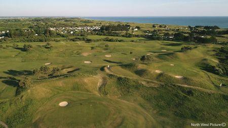 Golf de La Cote Des Isles Cover