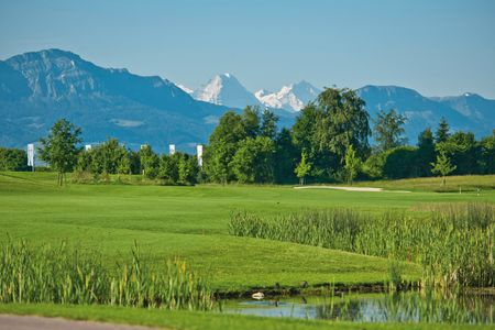 Golf Sempach - Woodside Course Cover Picture