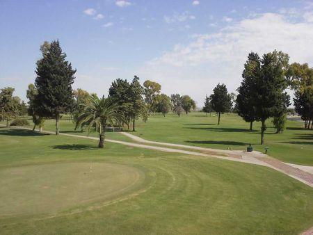 Hodja Lakes Golf Course Cover