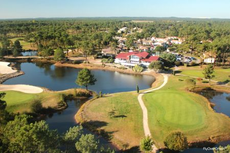 Golf de Gujan-Mestras Cover Picture