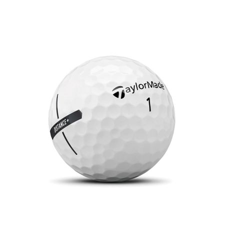 Ball Distance + TaylorMade Golf Picture